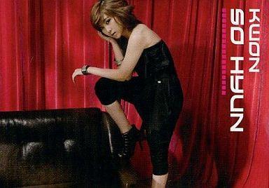 【中古】コレクションカード(女性)/CD「MUZIK」特典トレカ 4Minute/クォン・ソヒョン/CD「MUZIK」特典トレカ