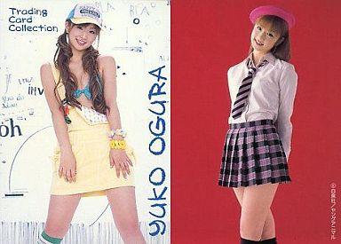 ミニスカート姿の小倉優子さん