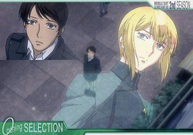 274 [オープニングカード] : 2ndシーズンOpeningSELECTION(沙慈・クロスロード/ルイス・ハレヴィ)