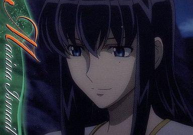 318 [キャラクターカード] : マリナ・イスマイール