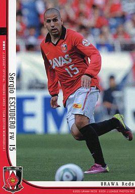 【中古】スポーツ/レギュラーカード/2011Jリーグオフィシャルトレーディングカード 浦和レッズ 16 [レギュラーカード] : エスクデロセルヒオ
