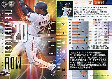 【中古】BBM/レギュラーカード/BBM2004読売ジャイアンツ G80 : ローズ「読売ジャイアンツ」