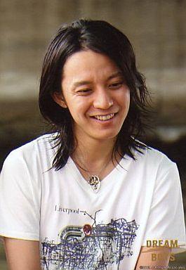 微笑む渋谷すばる