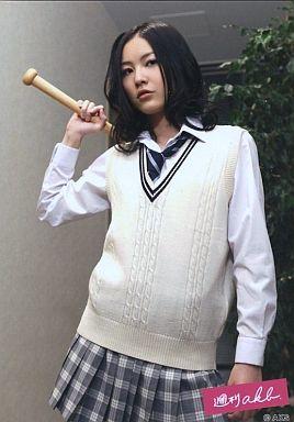気合を入れる松井珠理奈