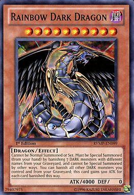 【中古】遊戯王/英語版/N/RA YELLOW MEGA PACK RYMP-EN099 [N] : Rainbow Dark Dragon/究極宝玉神 レインボー・ダーク・ドラゴン
