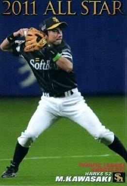 【中古】スポーツ/オールスターカード/2011プロ野球チップス第3弾 AS-07  [オールスターカード] : 川崎宗則