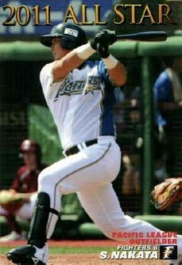 【中古】スポーツ/オールスターカード/2011プロ野球チップス第3弾 AS-09  [オールスターカード] : 中田 翔