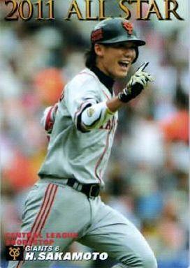 【中古】スポーツ/オールスターカード/2011プロ野球チップス第3弾 AS-19  [オールスターカード] : 坂本勇人