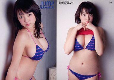 【中古】コレクションカード(女性)/トレカ/JUMP 篠崎愛 オフィシャルカードコレクション 28 : 篠崎愛