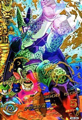 【中古】ドラゴンボールヒーローズ/アルティメットレア/第2弾 H2-36 [アルティメットレア] : セル