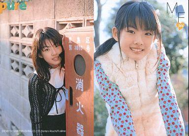 髪のアクセサリーが素敵な福田麻由子さん