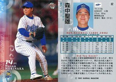62 : 森中聖雄「横浜ベイスター...