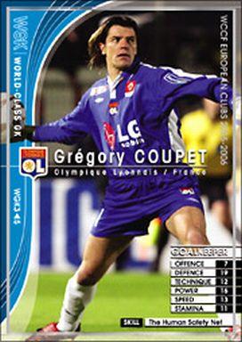 【中古】WCCF/2005-2006 WGK3 : グレゴリー・クペ