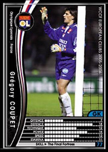 【中古】WCCF/2005-2006 81 : GK グレゴリー・クペ