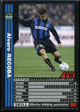 【中古】WCCF/SP/FW/2001-2002 94 [SP] : アルヴァロ・レコバ