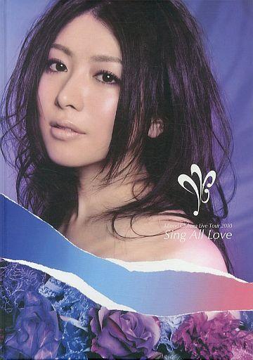 【中古】女性アイドル写真集 茅原実里 Live Tour 2010 Sing All Love
