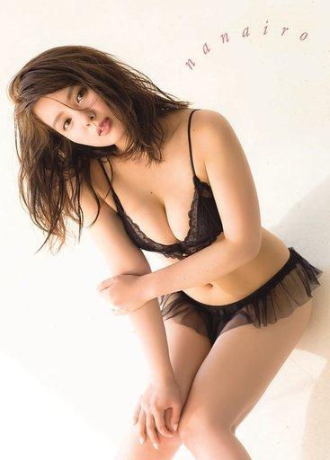 【中古】女性アイドル写真集 生写真欠)山田菜々 写真集 『  nanairo 』