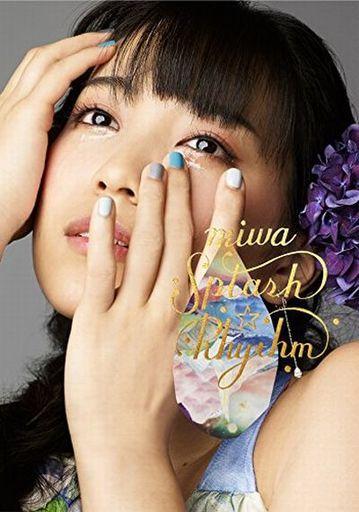 【中古】女性アイドル写真集 miwa Visual Book 『 SPLASH ☆ RHYTHM 』