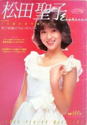 松田聖子さんのポートレート