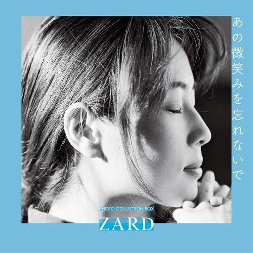 幻冬舎 新品 女性アイドル写真集 付録付)ZARD photo collection box あの微笑みを忘れないで