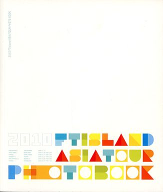 【中古】男性写真集 FTIsland 2010 ASIA TOUR PHOTO BOOK