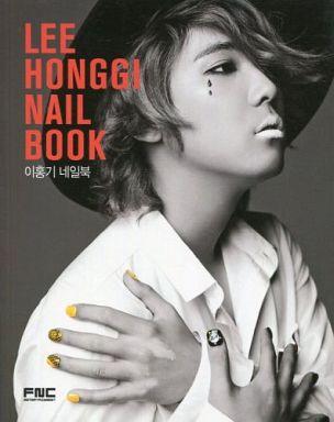 【中古】男性写真集 イ・ホンギ(LEE HONGGI) NAIL BOOK (韓国版)