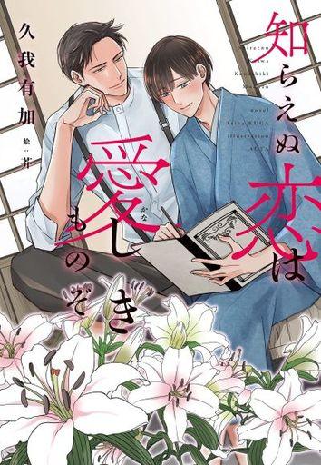 新書館 新品 ボーイズラブ小説 知らえぬ恋は愛(かな)しきものぞ