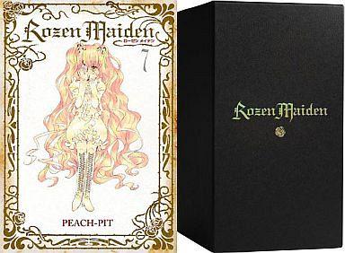 【中古】B6コミック ランクB)Rozen Maiden 新装版 全7巻BOXセット / PEACH-PIT