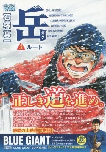 【中古】コンビニコミック 岳-みんなの山-(新装)(3) / 石塚真一