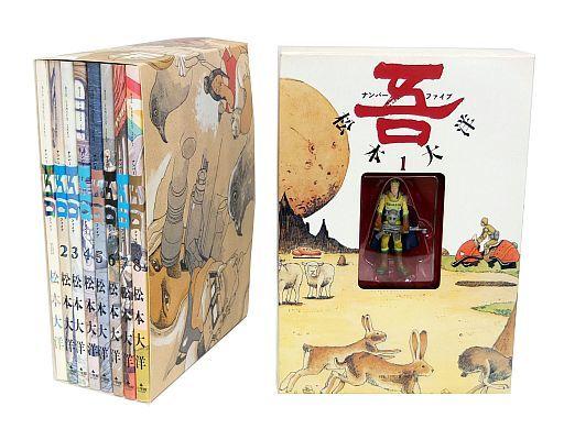 【中古】その他コミック ナンバーファイブ 吾 全8巻セット(限定版含む)全巻収納BOX付 / 松本大洋