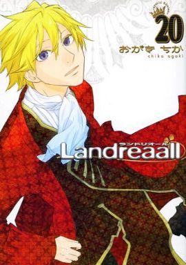 【中古】限定版コミック 特典欠)限定20) Landreaall 限定版 / おがきちか