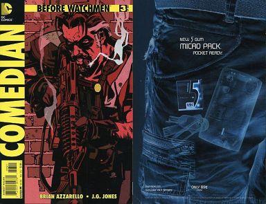 【中古】アメコミ Before Watchmen: Comedian(3) / Brian Azzarello