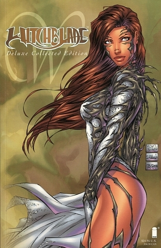 Witchblade; Deluxe Collected Edition