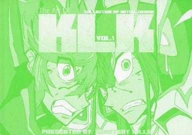 キルラキル ランクB)THE ART OF KLK VOL.1 / セメタリーヒルズ青春白書