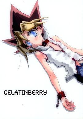 遊戯王 GELATIN BERRY (闇遊戯×表遊戯) / BLACKHAND
