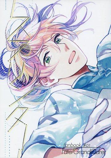 Fate スプリンター (ロマニ) / Salmon