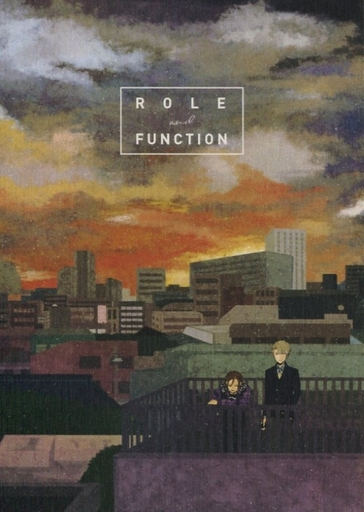 A3!(エースリー) ROLE and FUNCTION (茅ヶ崎至×摂津万里) / sasso