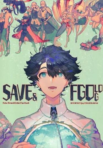Fate SAVE&FGOLOG / joy?