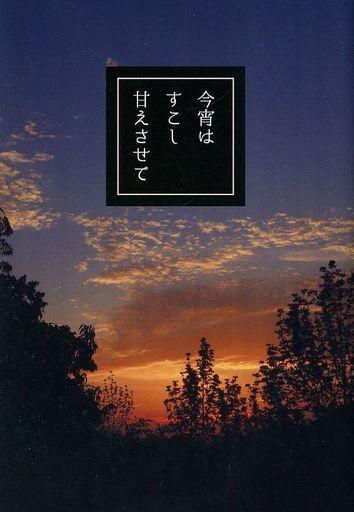 刀剣乱舞 今宵はすこし甘えさせて (髭切×膝丸) / 半夏生