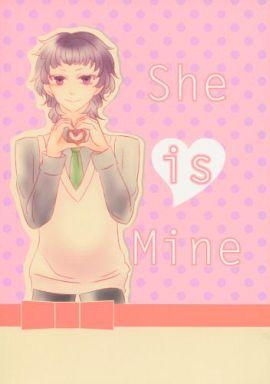 【中古】一般向け 女性・ボーイズラブ同人誌 <<乙女ゲーム>> She is Mine (木ノ瀬梓×夜久月子) / PIACERE MIO!