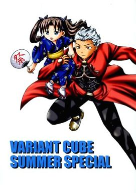Fate 【コピー誌】VARIANT CUBE SUMMER SPECIAL / STEED ENTERPRISE