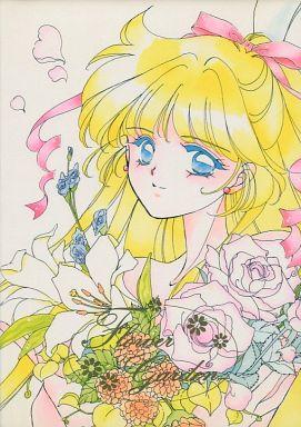 <<セーラームーン>> Flower Garden / サンキスト・オレンジ