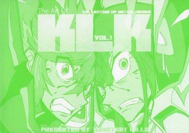 キルラキル THE ART OF KLK VOL.1 / セメタリーヒルズ青春白書