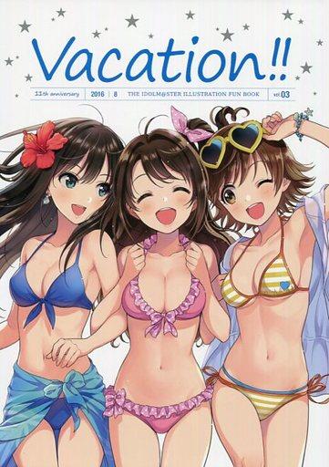 アイドルマスター Vacation!! / SYNTHESiS DESiGN