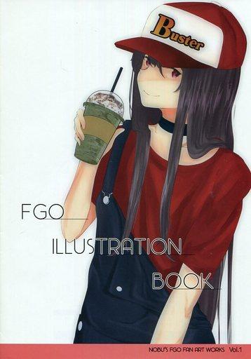 Fate FGO ILLUSTRATION BOOK / ARIA