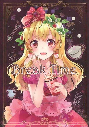 アイカツ! BREAK TIME / 月餅文蝶