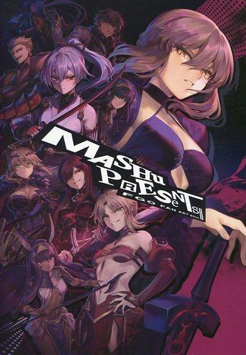 Fate mashu presents FGO Fan Art Book II / ねこのおやしろ  ZHORE224294image