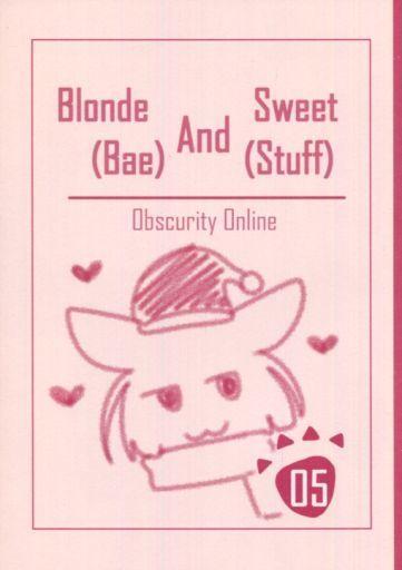 けものフレンズ Blonde (Bae) And Sweet (Stuff) 05 / Obscurity Online