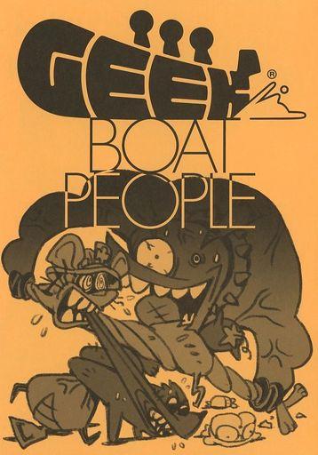 よろず GEEK BOAT PEOPLE 2 / CEMETERY HILLS(GEEK BOAT) ZHORE226637image