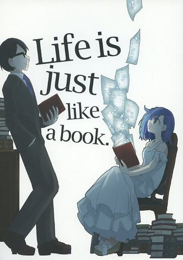 アイドルマスター Life is just like a book / りんごくらぶ  ZHORE228611image